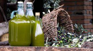 Aceite de oliva sin filtrar