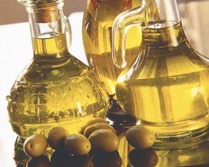 Botellas decorativas de AOVE