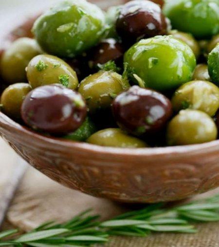 aceituna o oliva