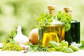 El aceite de oliva refinado como complemento alimentario