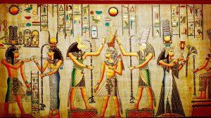 La relación entre los egipcios y el aceite de oliva es bastante estrecha