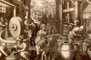 Por su parte los romanos fueron quienes dieron continuidad a lo realizado por los fenicios